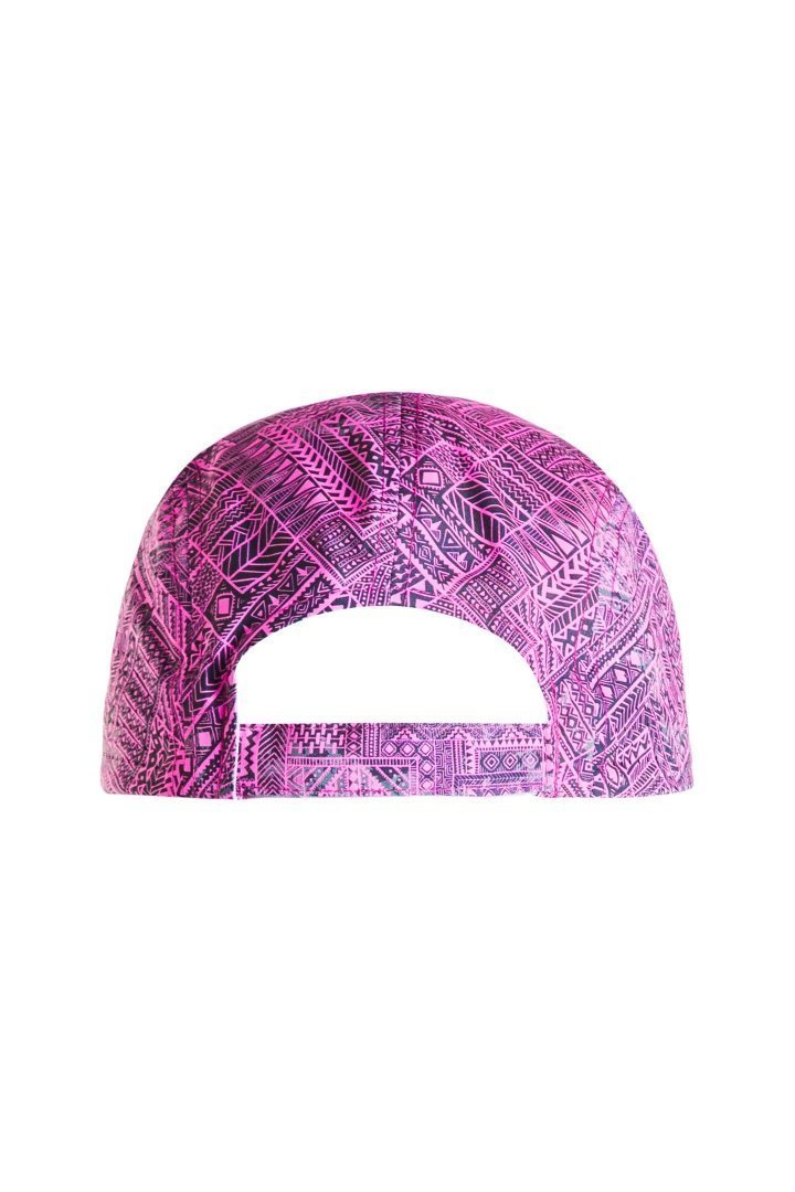 Cap - Fluoro Pink Indigenous