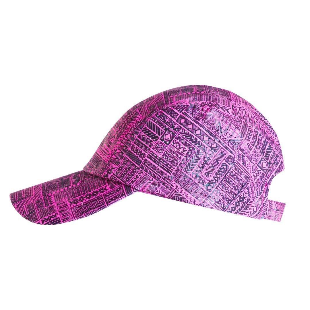 Cap – Fluoro Pink Indigenous
