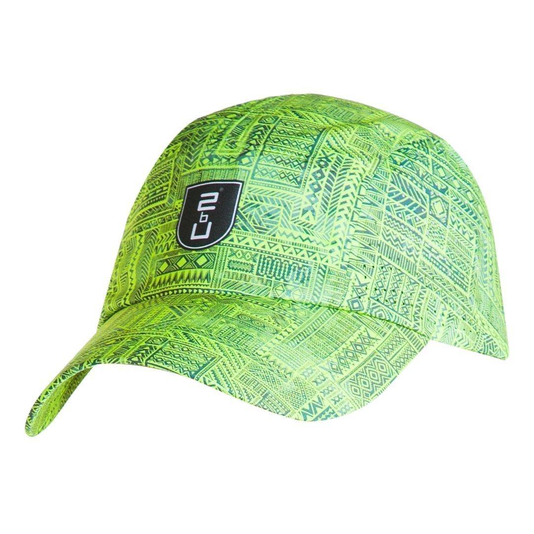 Cap - Fluoro Green Indigenous