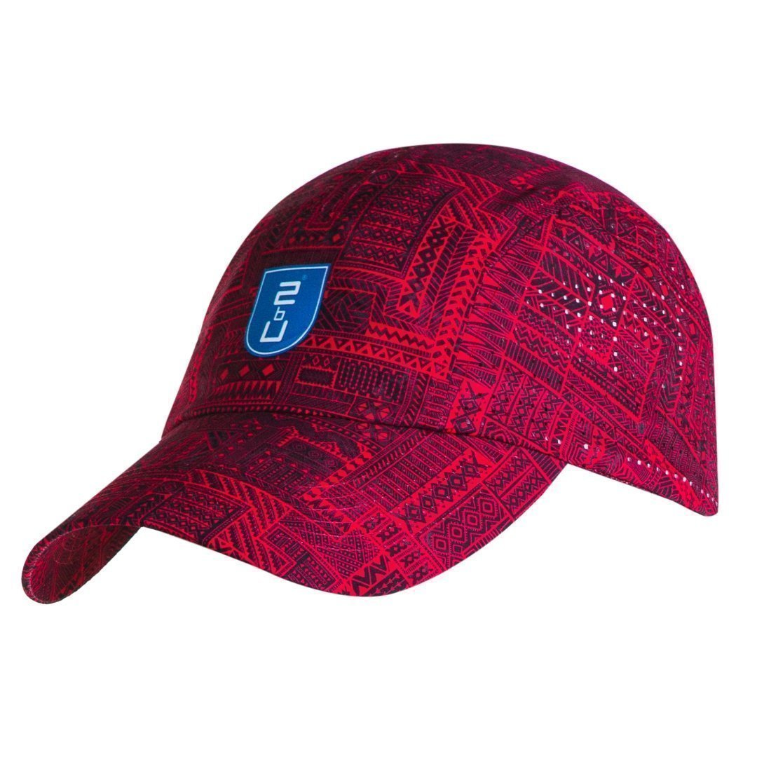 Cap - Dark Red Indigenous
