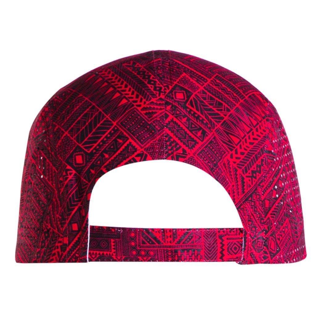 Cap - Dark Red Indigenous