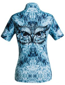 Golf Shirt - Dark Wulf-Owl