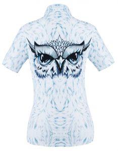 Golf Shirt - Light Wulf-Owl