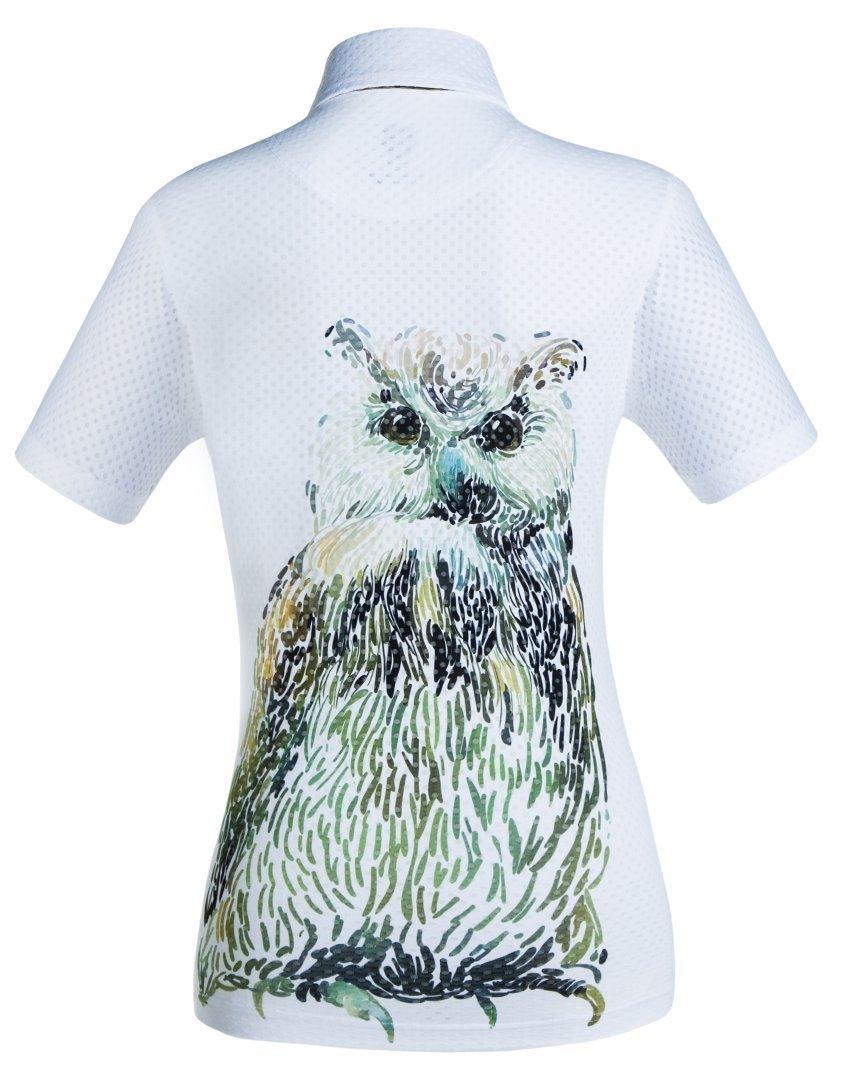 Golf Shirt - Owlhead