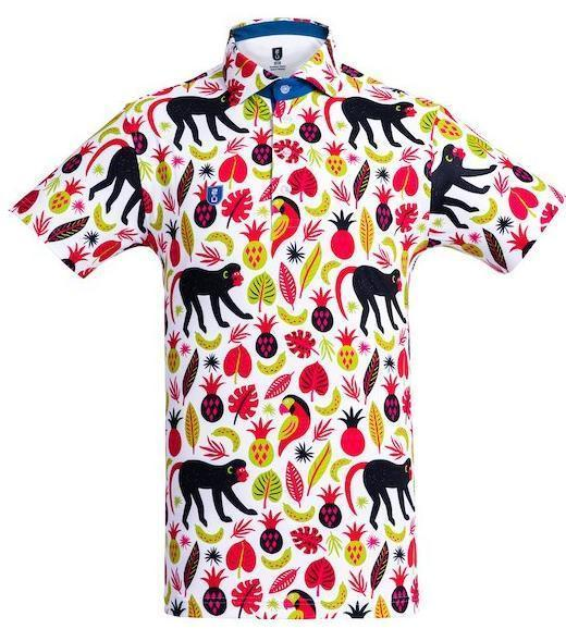 Golf Shirt – Monkey