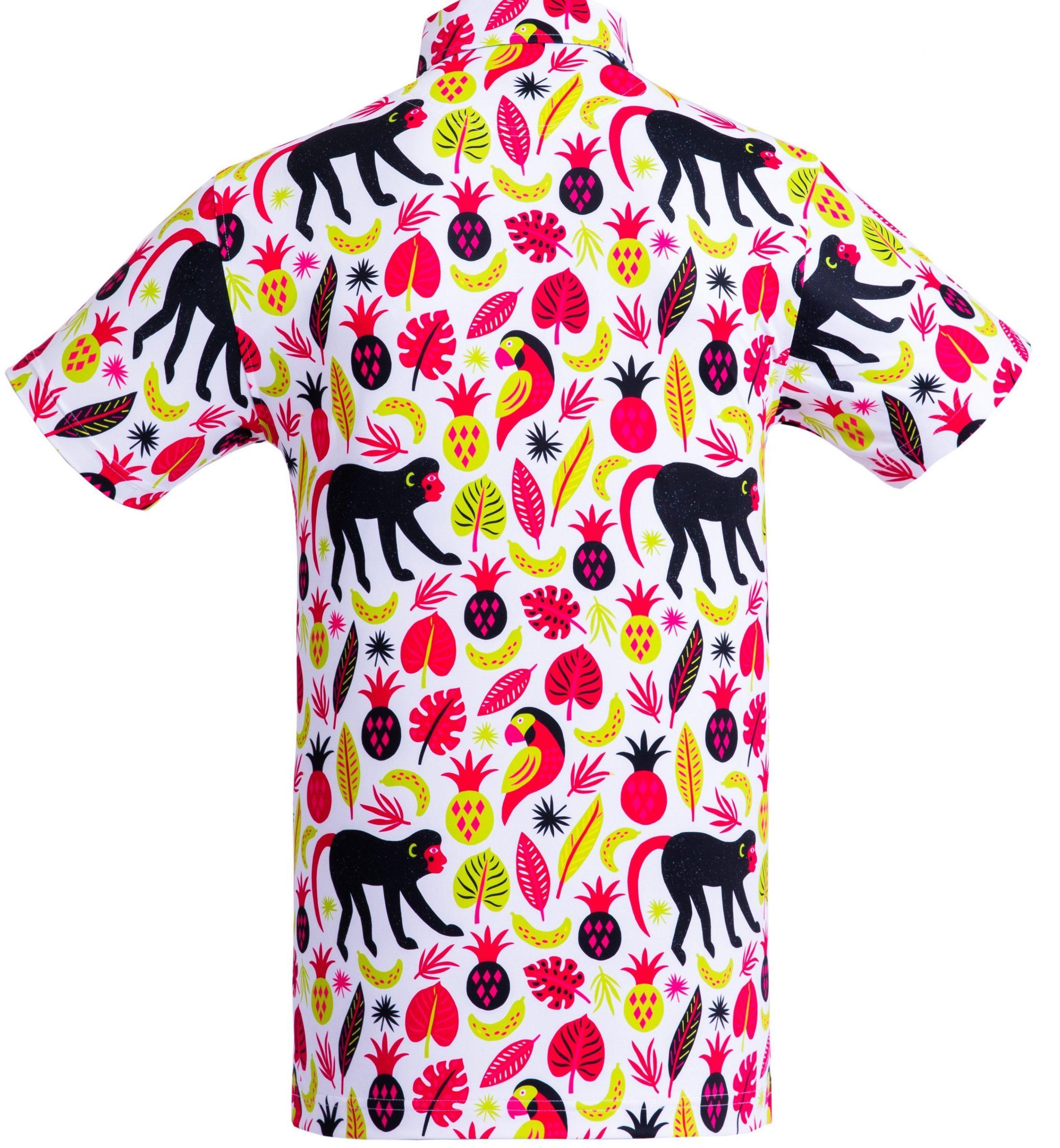 Golf Shirt - Monkey