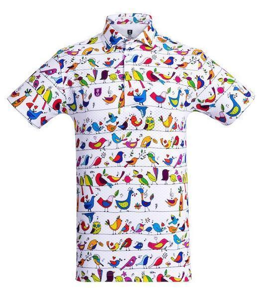 Golf Shirt - Birdies