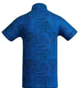 Golf Shirt - Dark Blue Indigenous