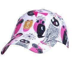 Cap - Pink Owl