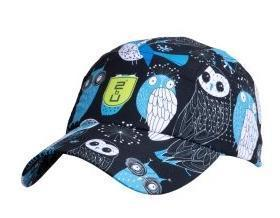 Cap - Black Blue Owls