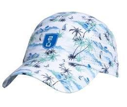 Cap – Light Blue Palm