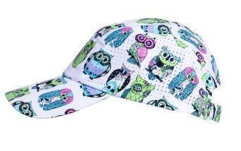 Cap - Neon Green Owls