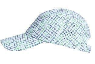 Cap – Green Checkered'10