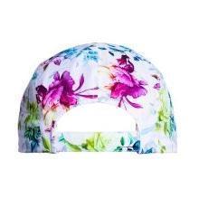 Cap - Flowers