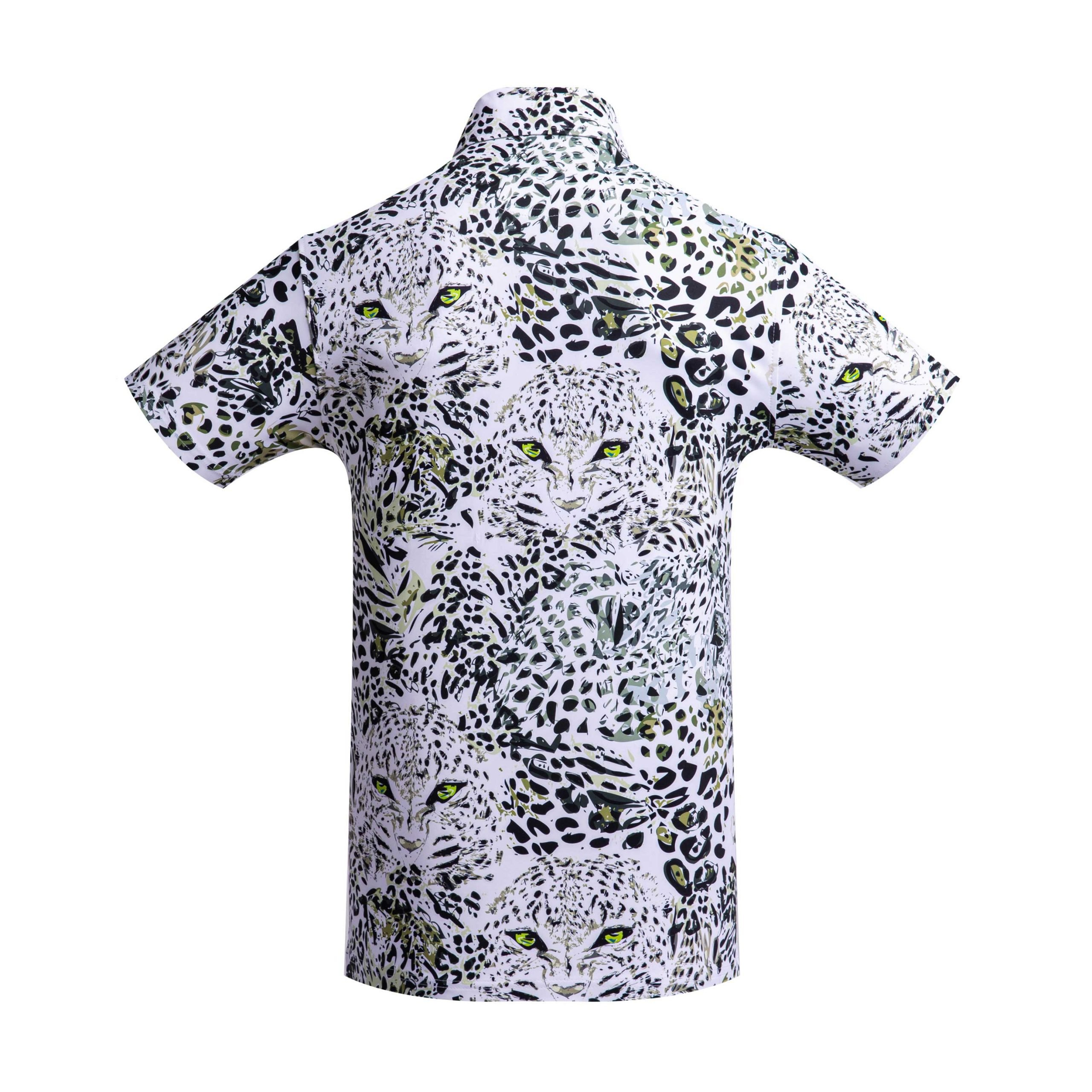 Golf shirt - Leopard