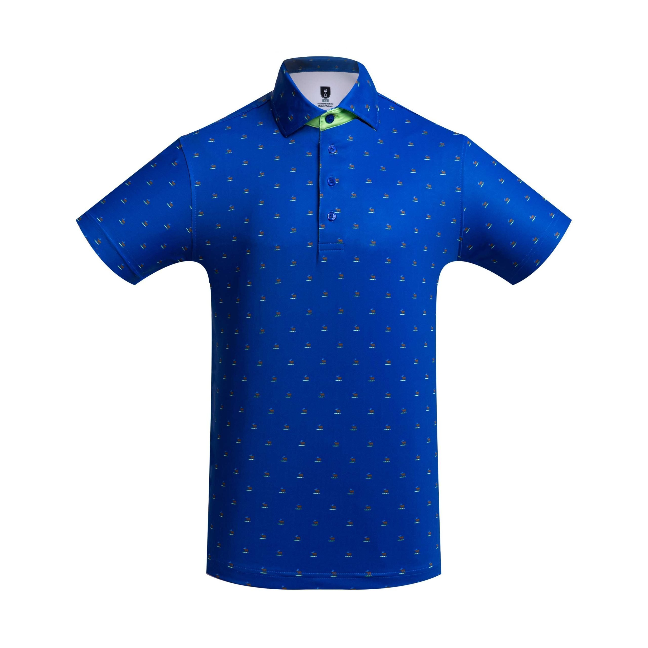 Golf shirt - Small Elk