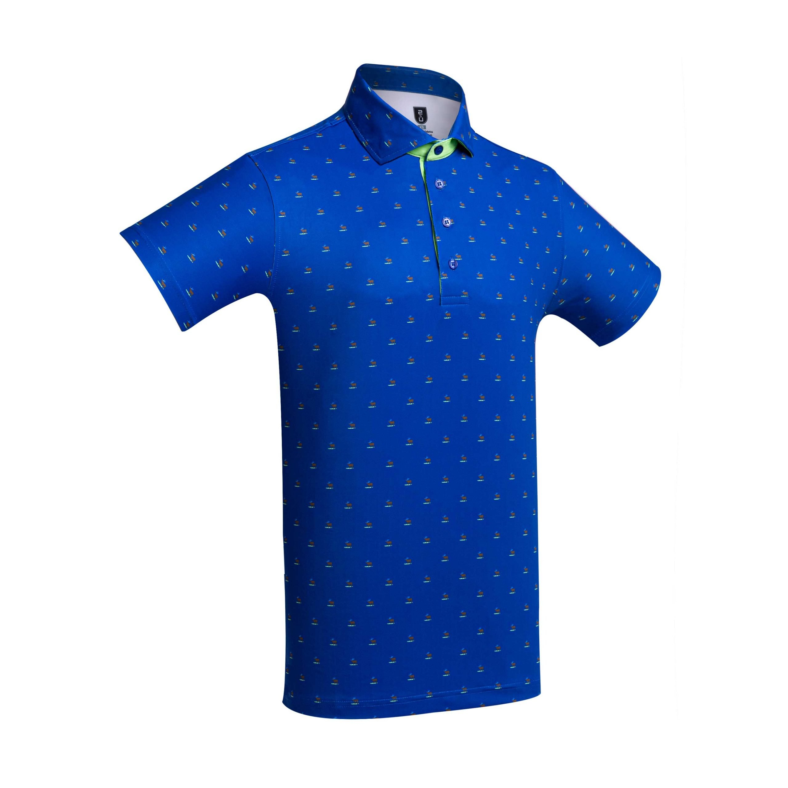 Golf Shirt – Small Elk