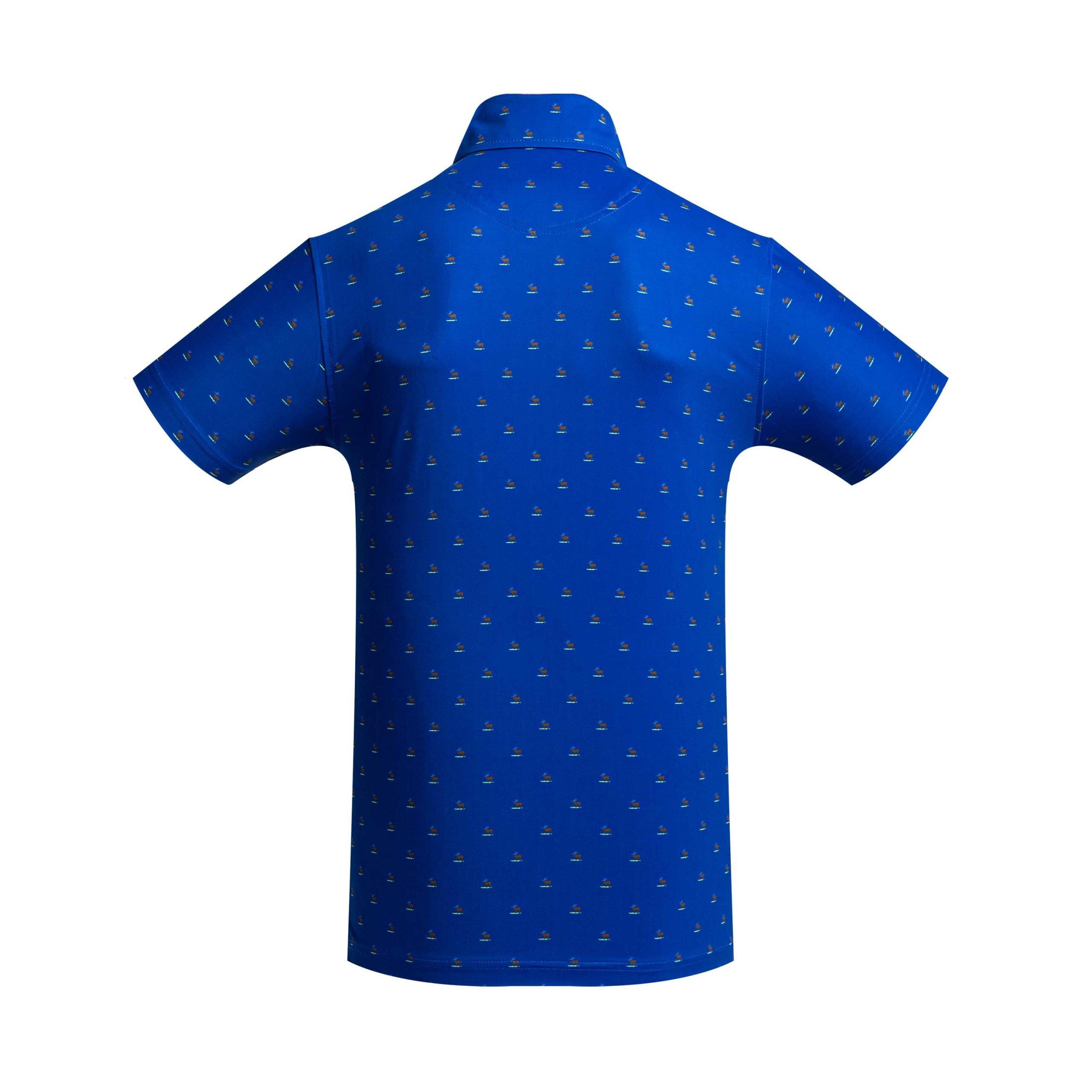 Golf shirt - Small Elk