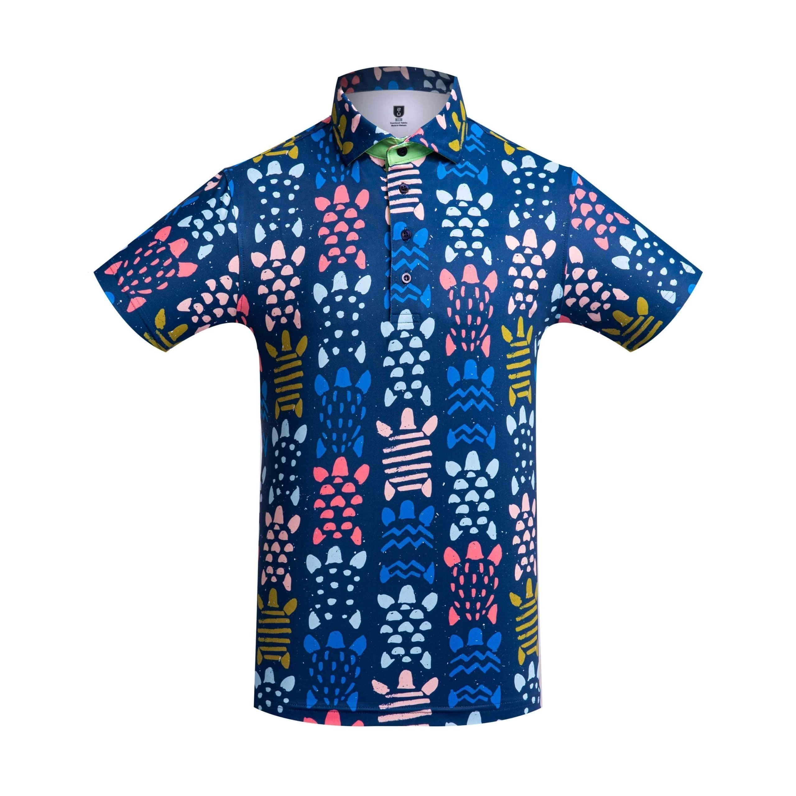 Golf Shirt – Turtles