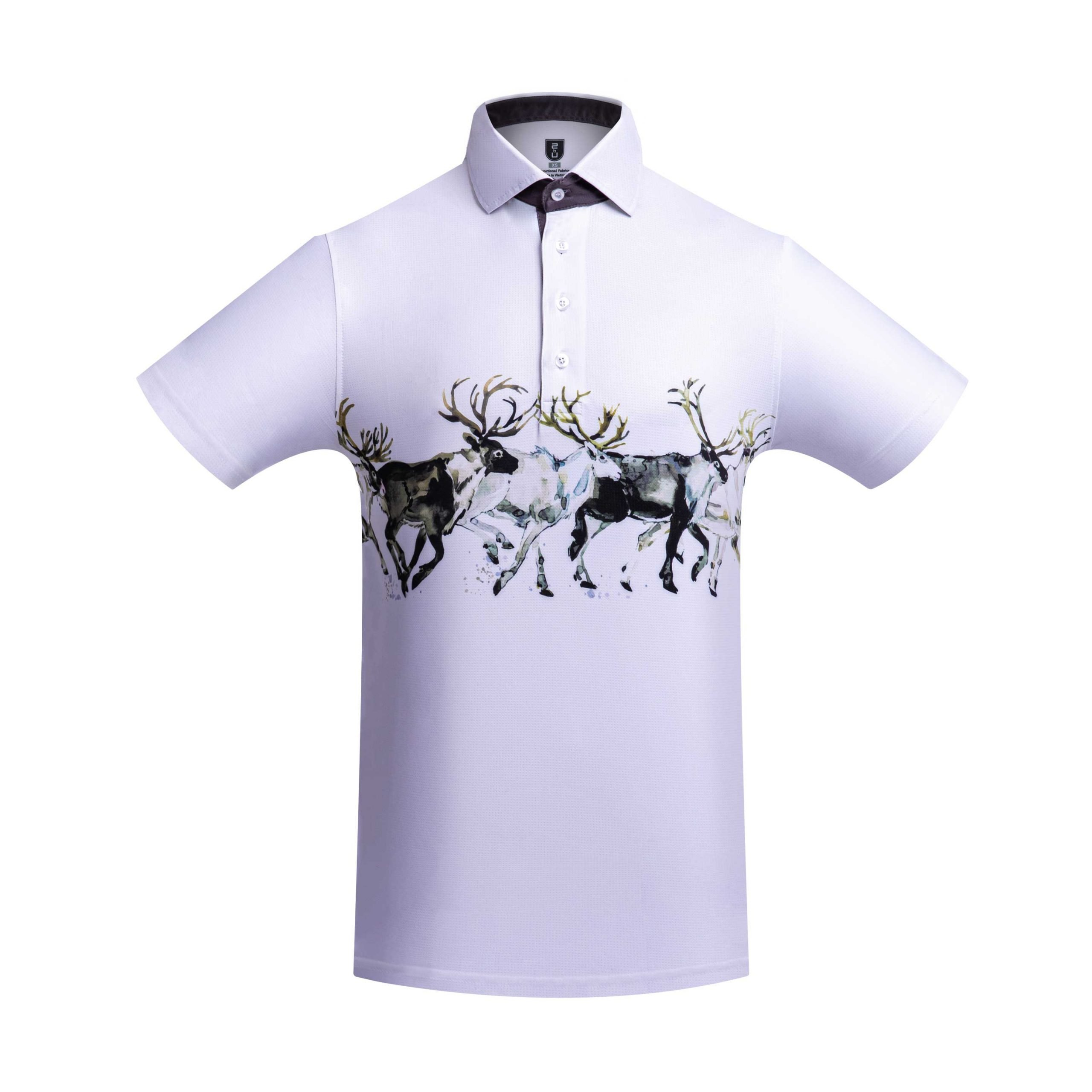 Golf shirt - Caribou