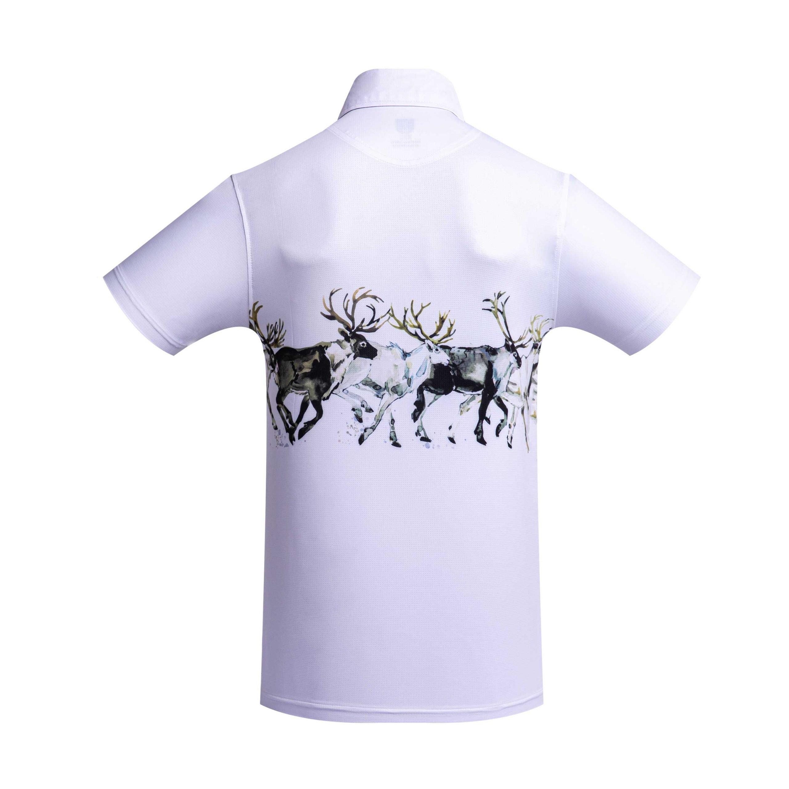 Golf shirt - Caribou