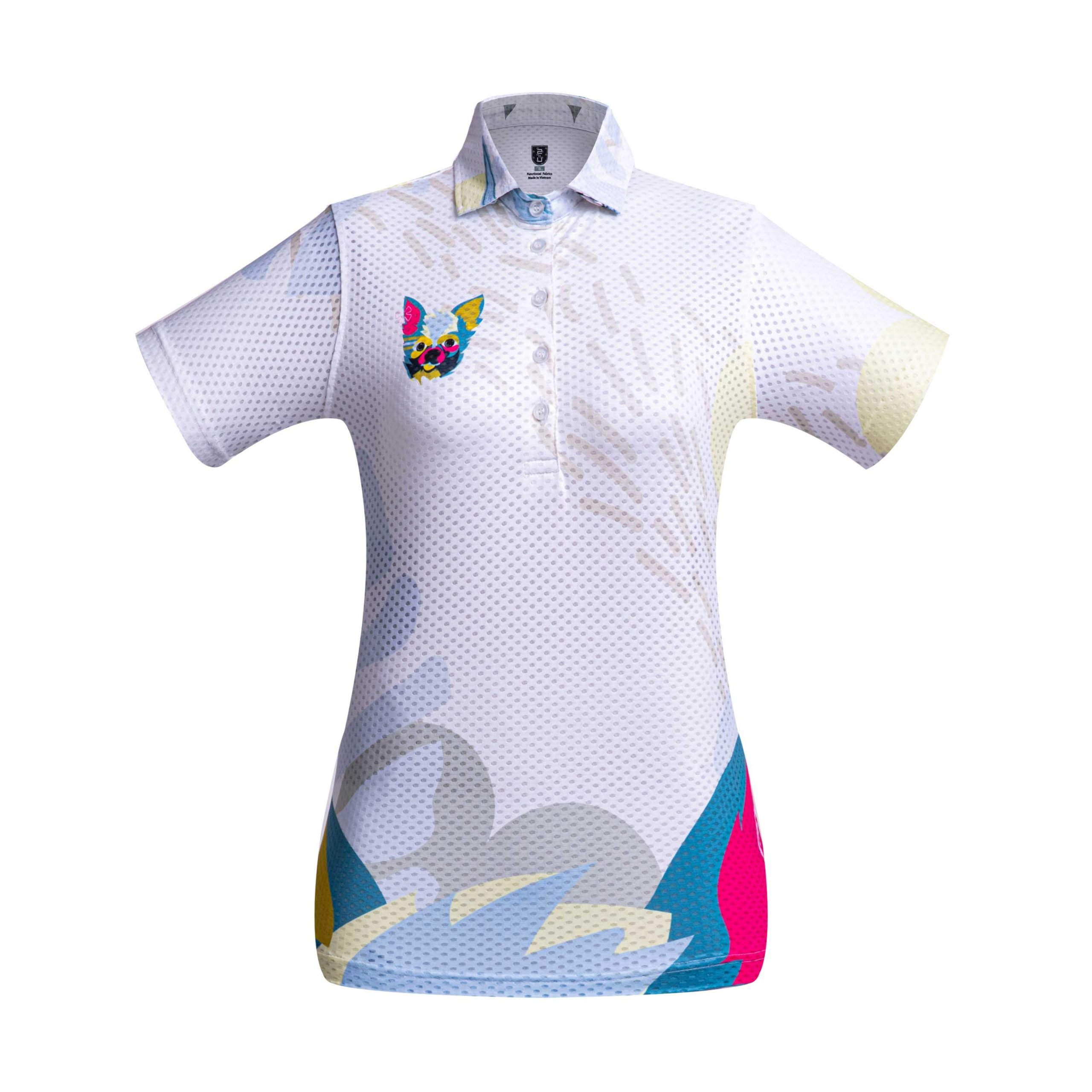 Golf shirt - Chihuahua