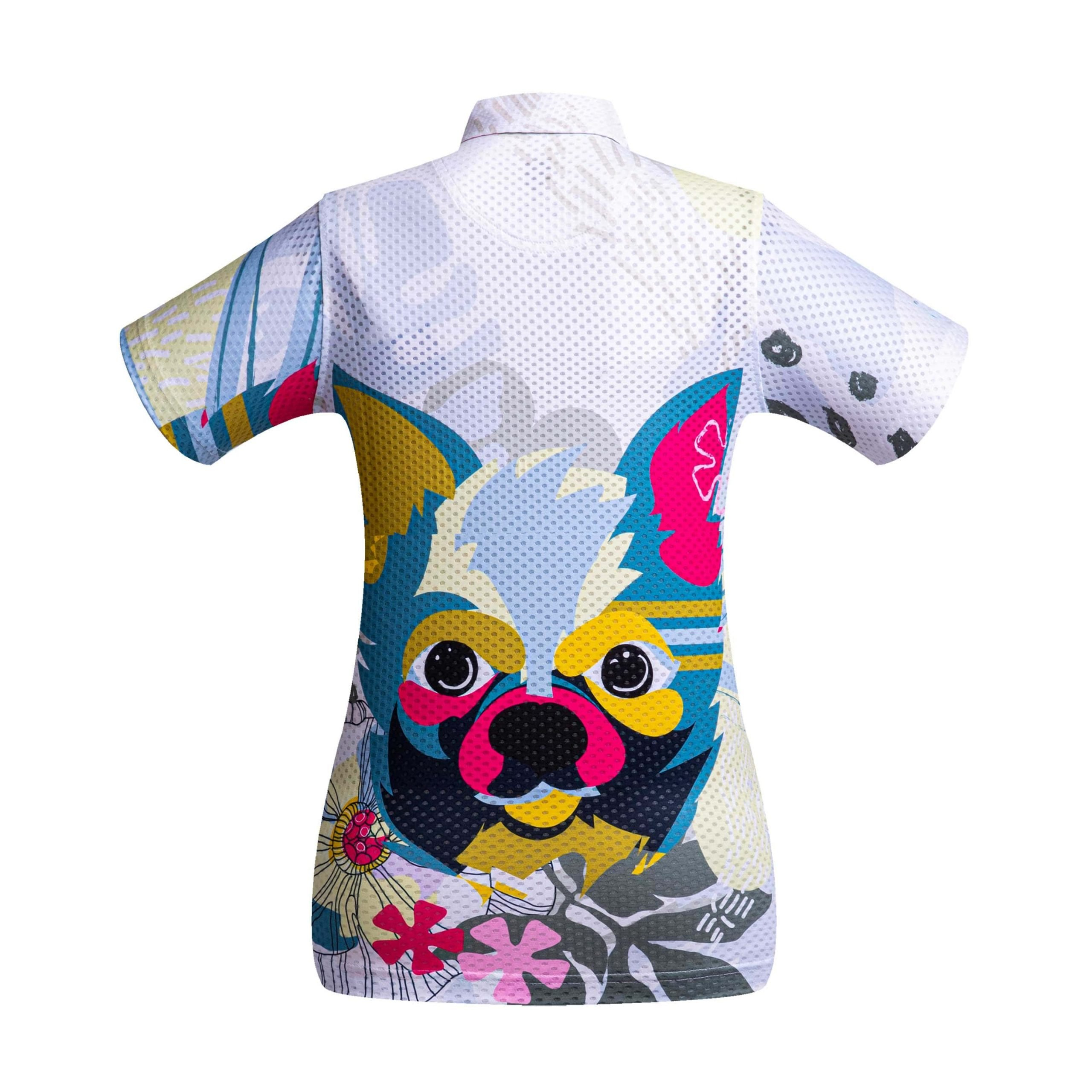 Golf shirt - Chihuahua