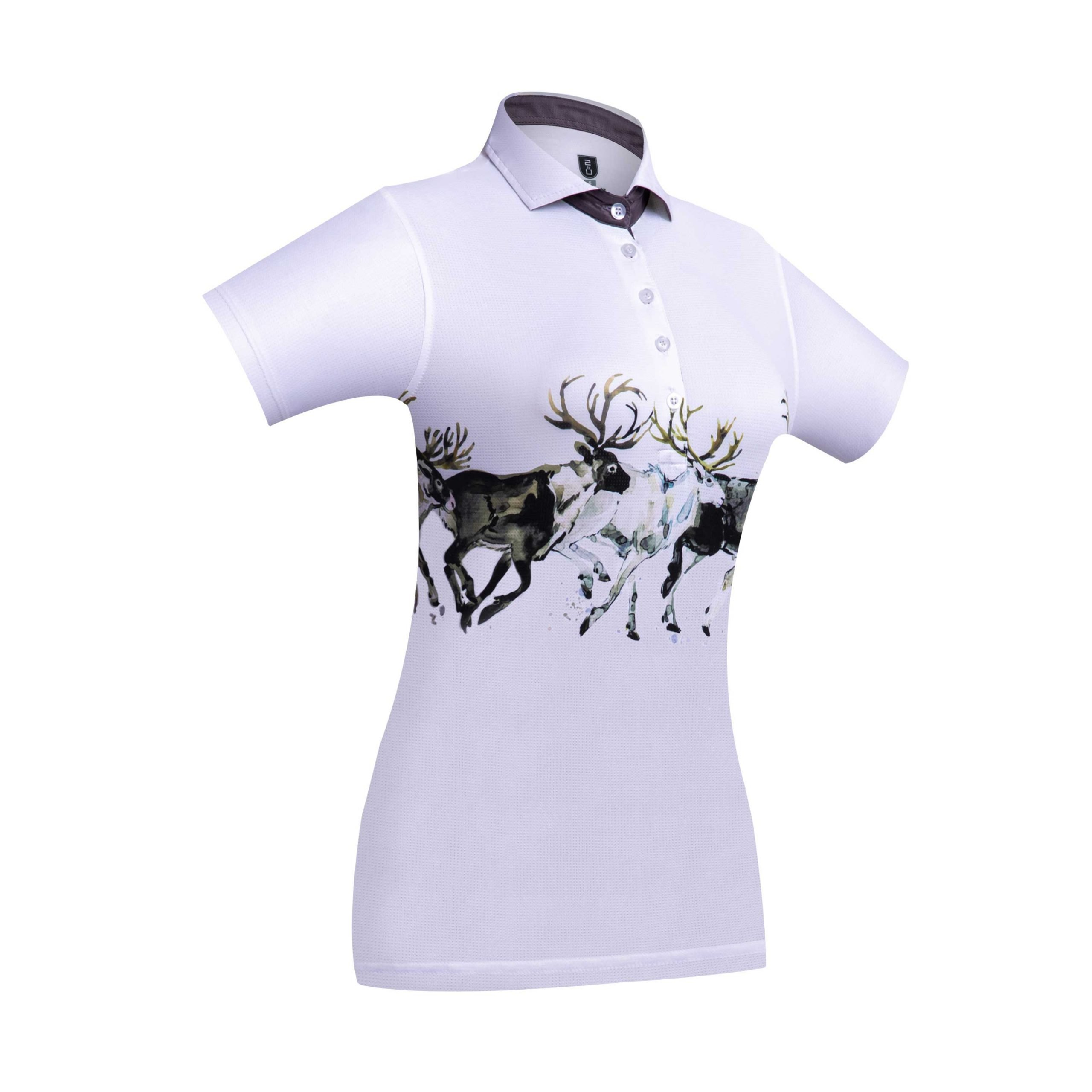 Golf shirt – Caribou