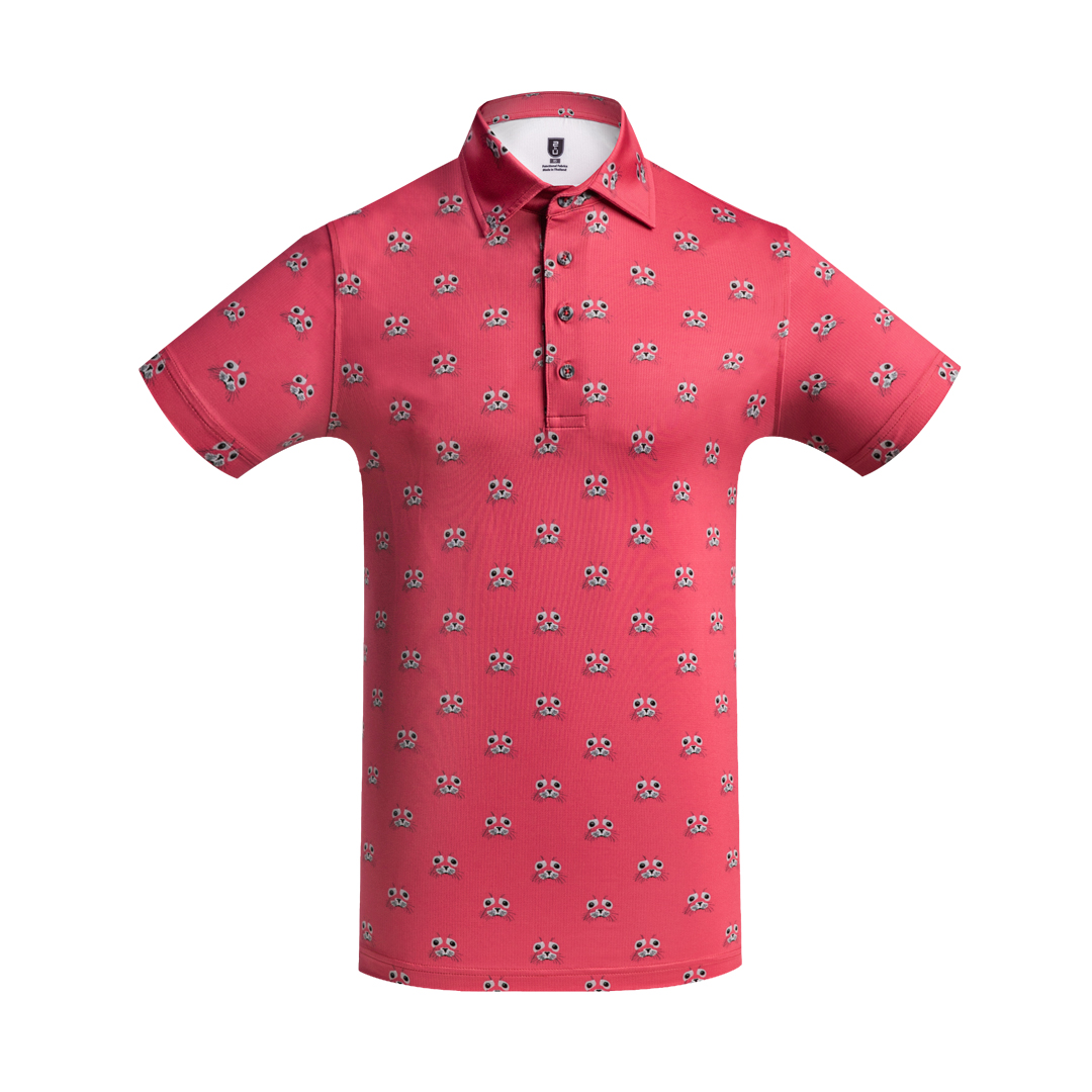 Golf Shirt - Seals