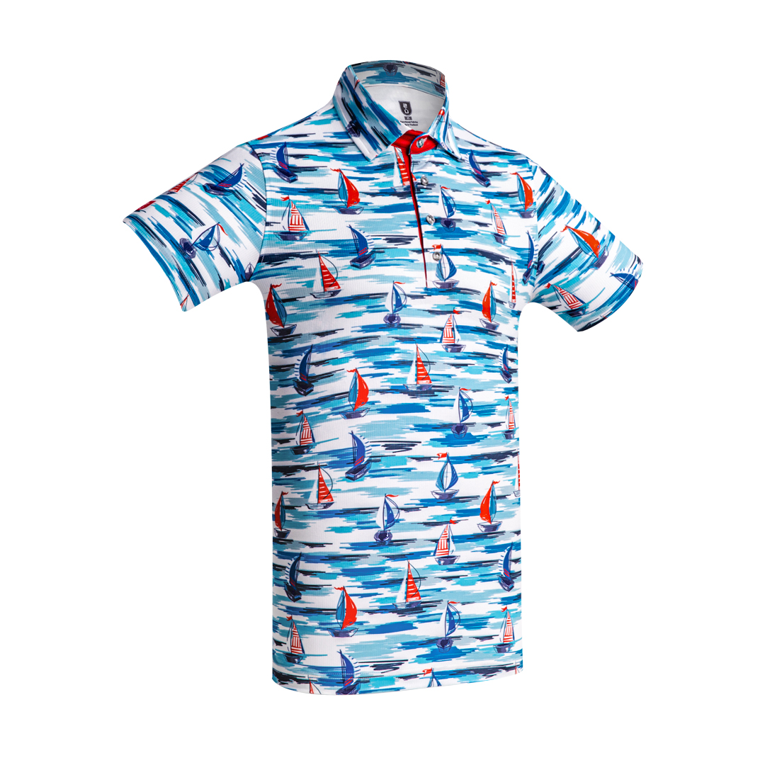 Golf Shirt – Sailing '21