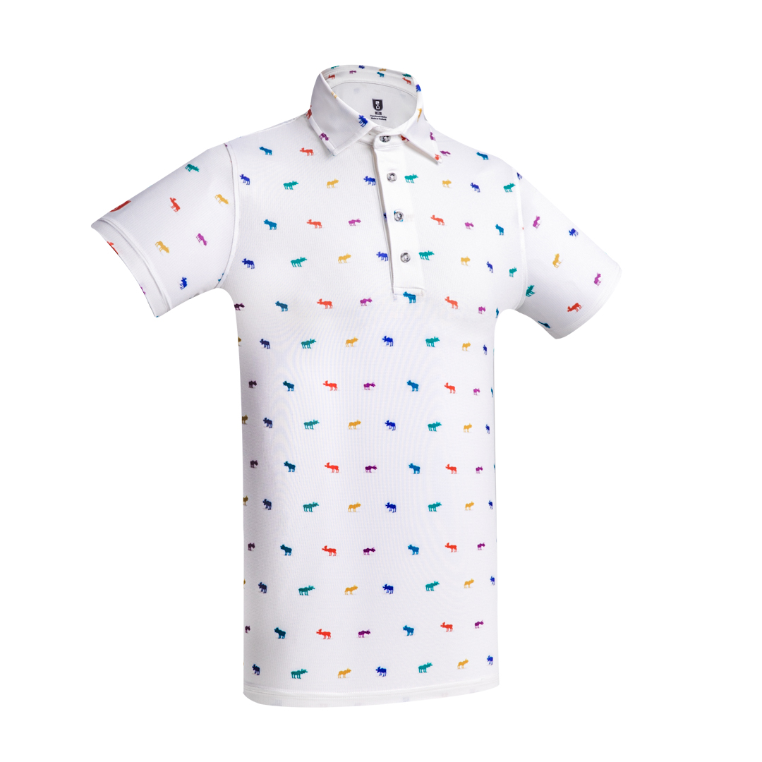 Golf Shirt – Moose