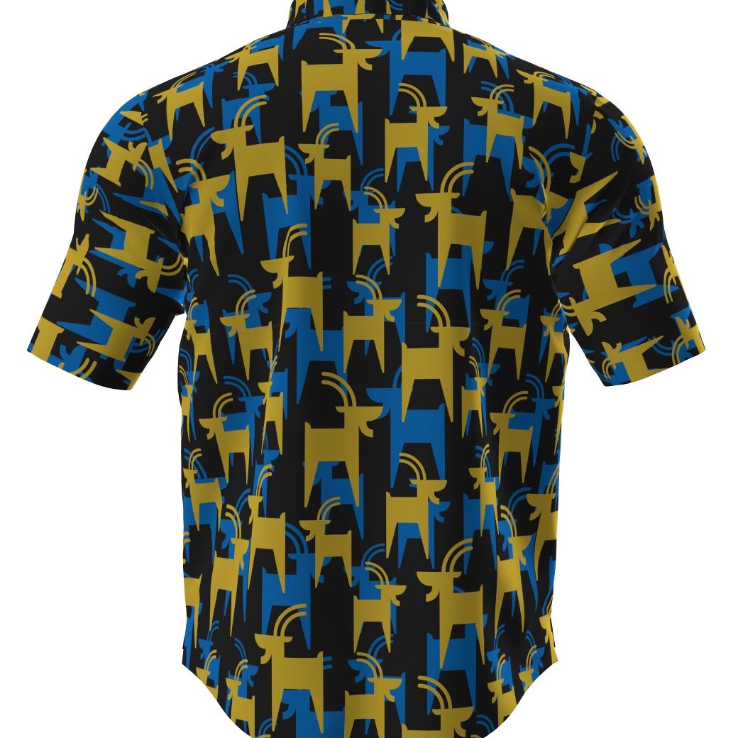 Golf Shirt - Goats